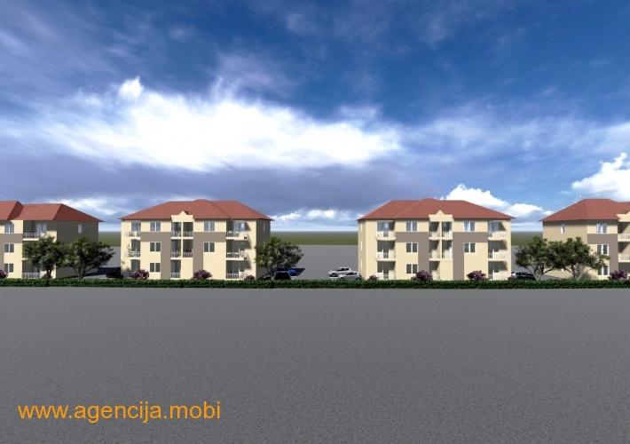 Stanovi u Izgradnji od 26m2 do 38m2 Sokobanja