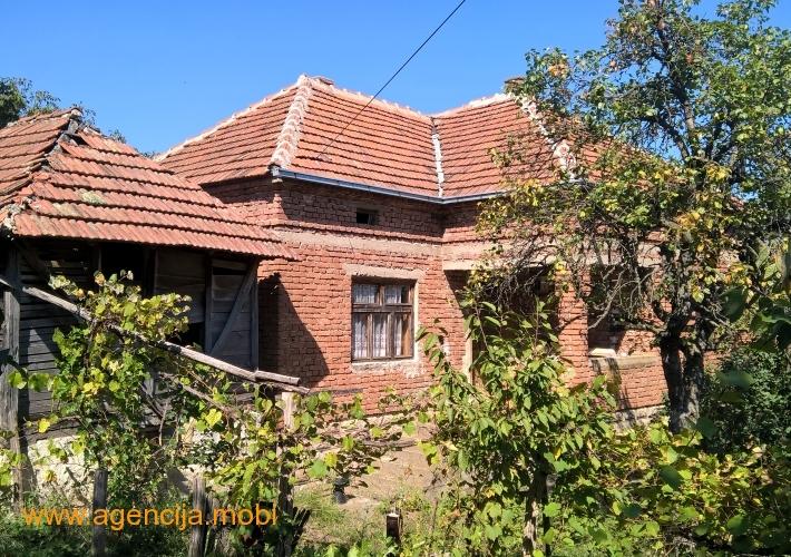 Kuca 80m2 u selu blizu Sokobanje