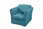 fotelja uniqa III tirkiz plavo matis soko banja
